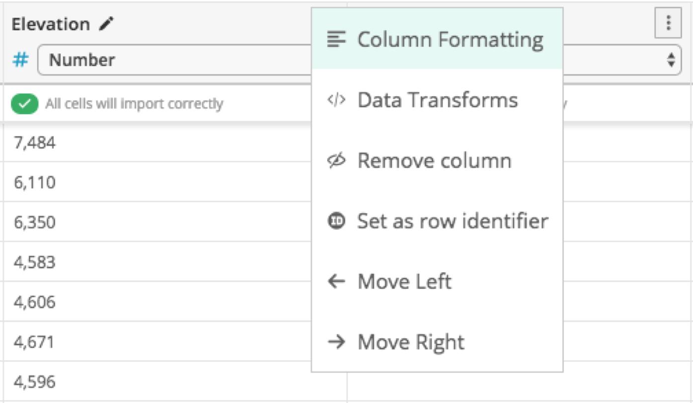 Using the Socrata Data Management Experience – Socrata Customer Center